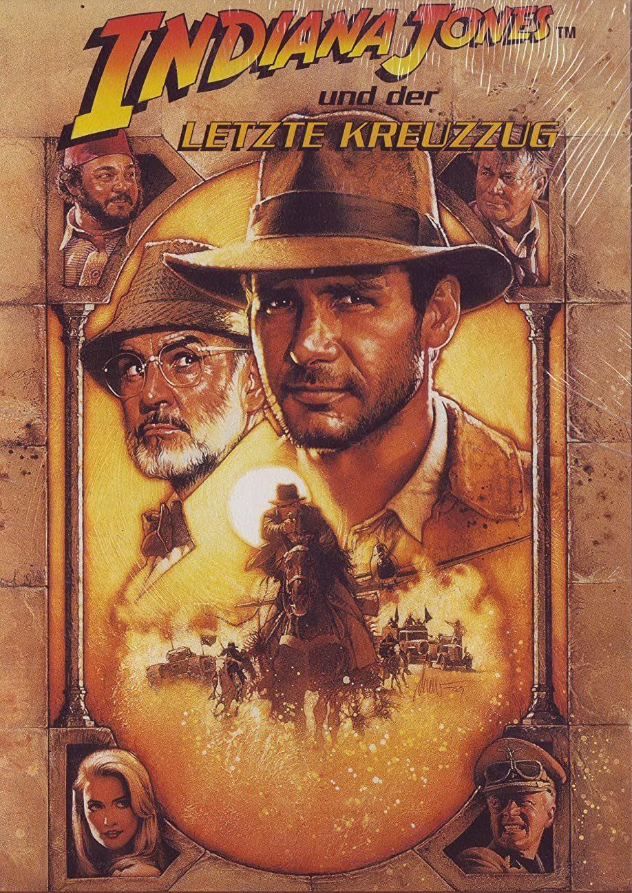 Indiana Jones Und Der Heilige Gral